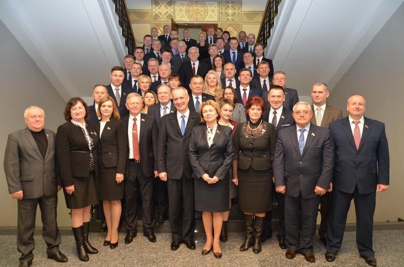 Семинар в Совете Республики